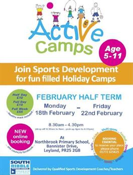 Active Camps 2019
