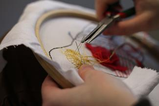 Celia Whittaker's Embroidery Workshop
